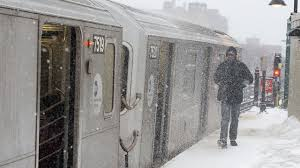 Mta Bus Route Map by Mta Service Changes Due To Snowstorm In Nyc Am New York