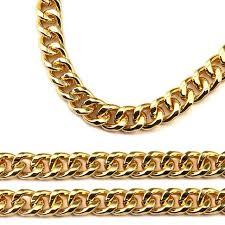 aliexpress buy nyuk new fashion american style gold nyuk new fashion jewelry gold hip hop chain two size curb cuban link