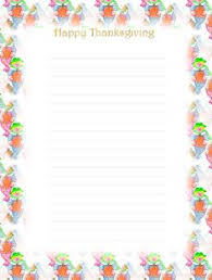 thanksgiving stationery templates autumn stationary stationery