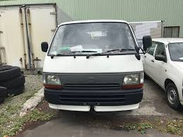 toyota hiace 1996 aj corporation