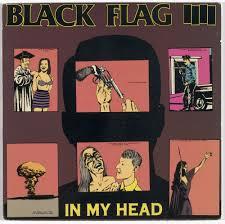 Black Flag Nervous Raymond Pettibon Moma