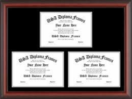frames for diplomas standard frames usa diploma frames