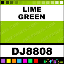 Light Green Paint Colors by Lime Green Pastel Gouache Paints Dj8808 Lime Green Paint Lime