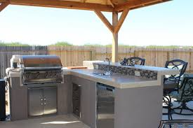 Prefabricated Outdoor Kitchen Islands by Kitchen Amusing Modern Outdoor Kitchen Island With Stainless