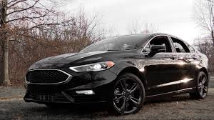 picture ford fusion 2017 ford fusion sport review