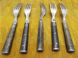 kitchen forks and knives 26 best sheffield vintage chef kitchen knives images on