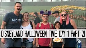 disneyland halloween time day 1 part 2 october 7 2016 youtube