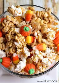 pumpkin candy corn pumpkin snack mix