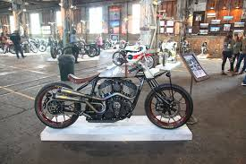 2 stroke motocross bikes one motorcycle show 2015 the bike shed