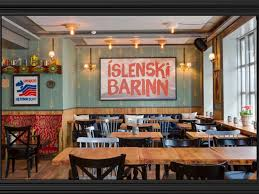 where to drink in reykjavik mapped