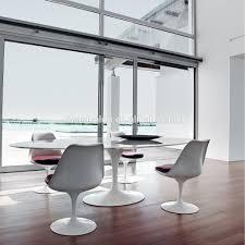 Oval Marble Dining Table Lippa Tulip Dining Chair Marble Table Lexmod Eero Saarinen