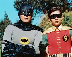 when adam west donned the mask for tv camp was king la times