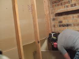 What Kind Of Drywall For Bathroom by Remove An Interior Wall Instructions And Photos