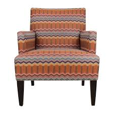 Buy Armchair by 87 Off Crate And Barrel Crate U0026 Barrel Tux Armchair Chairs