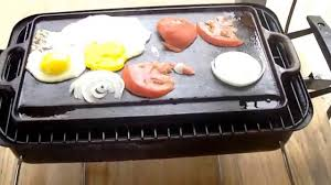 fried egg on a walmart bbq backyard gass grill youtube
