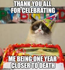 Thank You Birthday Meme - top 100 original and hilarious birthday memes part 2