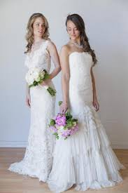 wedding dress nyc site lets brides on a budget rent pre owned wedding gowns ny