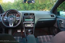 volkswagen polo automatic interior vw polo r gti interior volkswagen polo gti pics interior car