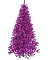 bargains on vickerman artificial tree with 105 pvc tips