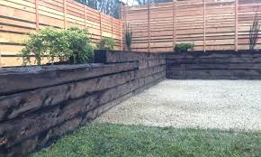 Backyard Retaining Wall Ideas Wood Retaining Wall Ideas Retaining Wall Design Ideas By Utopia