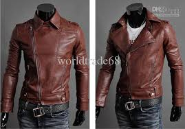 leather motorcycle jackets for sale 2012 new sale men s jacket slim jacket leather motorcycle jacket
