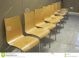 chairs in waiting room stock photo image 42376691