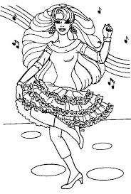 249 coloriages barbie images barbie coloring