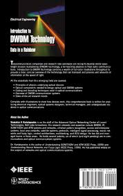 buy introduction to dwdm technology data in a rainbow book online