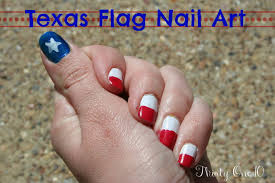 Texas Under Spain Flag 45 Most Beautiful Flags Nail Art Design Ideas