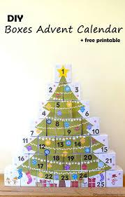 blank calendar template ks1 13 free printable christmas advent calendars for kids