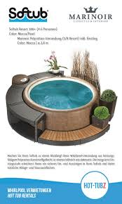 hottubz we bring relaxation to you presentiert softub