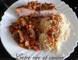 entre rire et cuisine cuisiner un couscous beautiful rouelle de porc fa on couscous