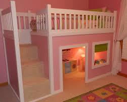girls house bunk bed bedroom wallpaper hd diy loft beds for teens wallpaper images