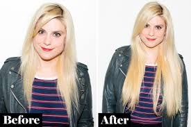 pixie to long hair extensions i got waist length hair extensions here s what happened glamour