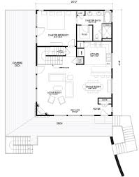 Tudor Floor Plans by Lake Front Plan 1 793 Square Feet 3 Bedrooms 2 Bathrooms 5738