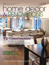 vancouver home decor u0026 renovations feb mar 2015 by nexthome issuu