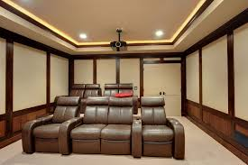 unusual media room furniture layout by media r 4871 homedessign com