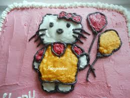 Hello Kitty Halloween Cake by Hello Kitty U2013 Isingcakes