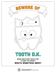 dental hygiene coloring pages with free printable shimosoku biz