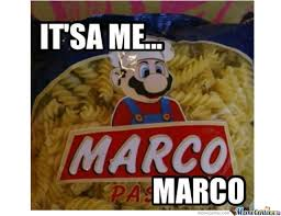 Marco Meme - oh hey there marco by qusay albaiz meme center