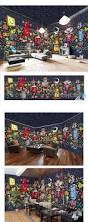 the 25 best comic themed room ideas on pinterest marvel room robotic comics theme space entire room wallpaper wall mural decal idcqw 000030