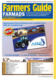 farmers guide classified section march 2014 by farmers guide issuu