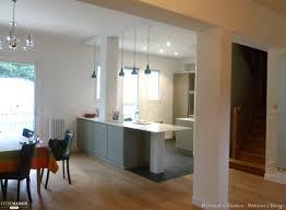 ouverture cuisine sur sejour amazing ouverture cuisine sur sejour 2 r233novation maison