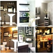 small guest bathroom ideas guest half bathroom ideas size of decorating ideas small