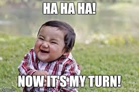 Hahaha Memes - evil toddler meme imgflip