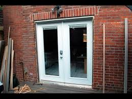 home depot patio doors home depot aluminum patio doors youtube