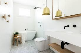 Bathroom Fixture Ideas Bathroom 4 Warm Metal Fixture Ideas To Brighten Up Your Bathroom