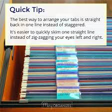 The Best Ways To Organize - organize home office files paper management creatingmaryshome com