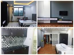 lovely studio apartment with 1 bedroom close to pham van dong