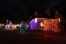 American Flag Christmas Lights Nov 24 2016 Dec 31 2016 31st Annual Christmas Wonderland